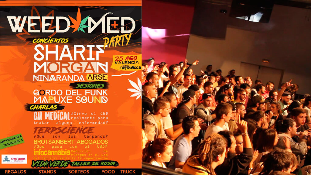 Weedmed Party