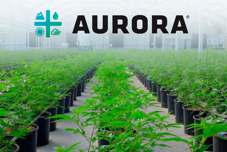 Aurora Cannabis estará en las World Cannabis Conferences 2020