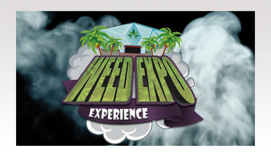weed expo experience